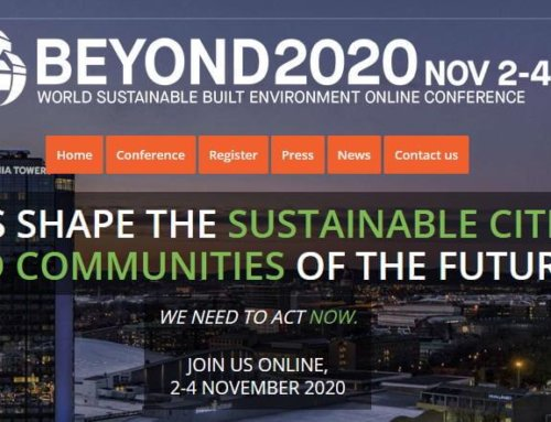 Cartuja Qanat se presentará en el Congreso Beyond2020 World Sustainable Built