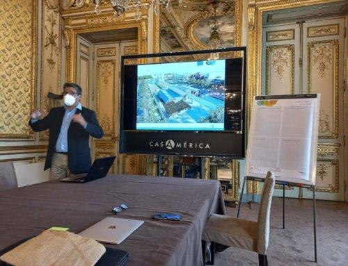 Cartuja Qanat se presenta en la jornada de URBACT en Madrid